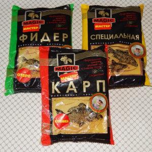 пластилин для прикормки рыбы